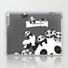 Panda party Laptop & iPad Skin