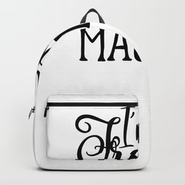 Water Bottle Designs I'm Freaking Magical Backpack