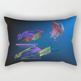 Kritzel Kratzel Rectangular Pillow