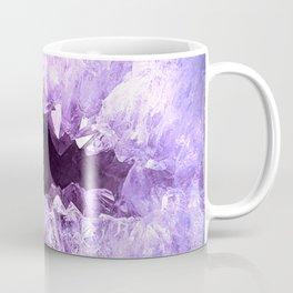 Amethyst Crystal Cave Coffee Mug