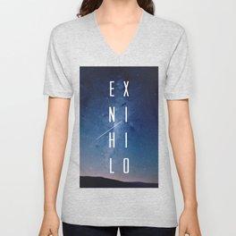 Ex Nihilo Unisex V-Neck