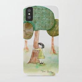 Tree Lover iPhone Case
