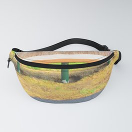 Park Bench Fanny Pack