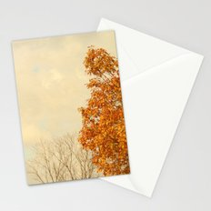 October Day's Stationery Cards