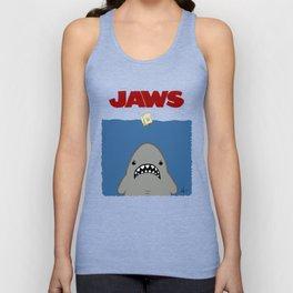 JAWS Unisex Tank Top