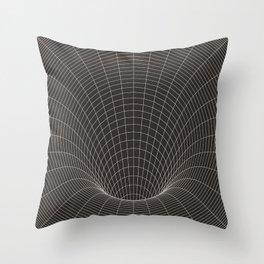 Event Horizon Throw Pillow