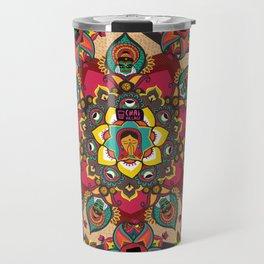 A splash of Culture Travel Mug