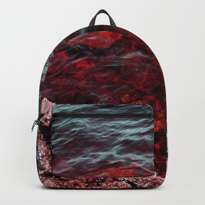 Red Waters Backpack