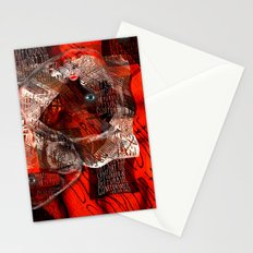 Comfort the Disturbed Stationery Cards