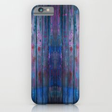 Wood Texture J iPhone 6s Slim Case