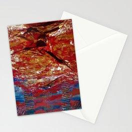 Adverse Volcanic Eruption Stationery Cards