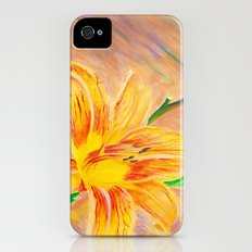 Tiger Lily Impression iPhone (4, 4s) Slim Case