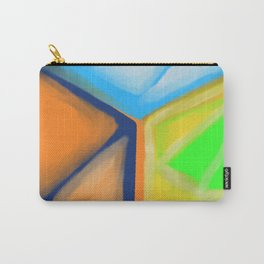 Stairwell Corner Carry-All Pouch