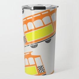 San Francisco Streetcars Travel Mug