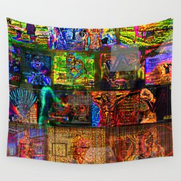 Lost In Aesthetics Wall Tapestry