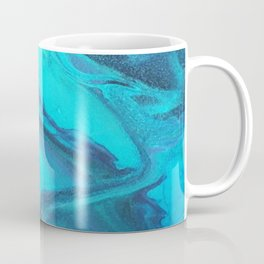 Blue Monster 1 Coffee Mug