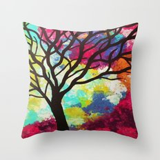Denton Hill Throw Pillow