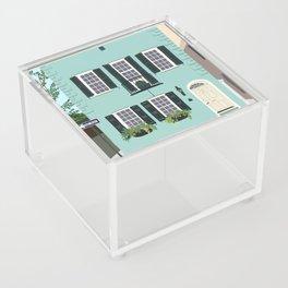 Charleston No. 2 Acrylic Box