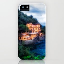Portofino Che Bellezza! iPhone Case