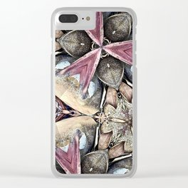 A Transformation No 2 Clear iPhone Case