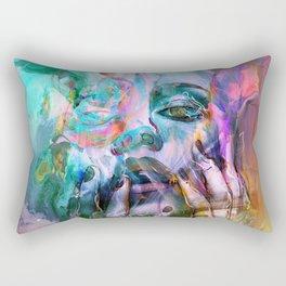 UnThinkable Rectangular Pillow