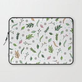 Scattered Floral Laptop Sleeve