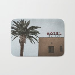 Hotel California Bath Mat