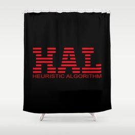 HAL Shower Curtain
