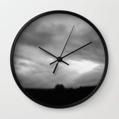 Thus he spoke Wall Clock