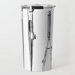 Drawing tools Travel Mug