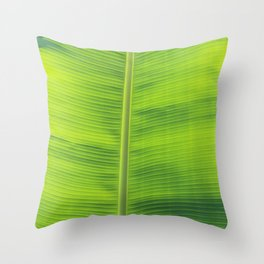 This is not banana leaf 2 Throw Pillow