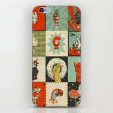 All the SIGNS of a REVOLUTION iPhone Skin