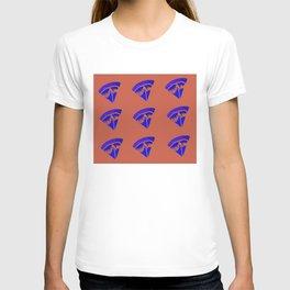 Lemon Wedge Inverted T-shirt