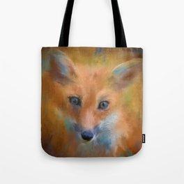 Feeling Foxy Tote Bag