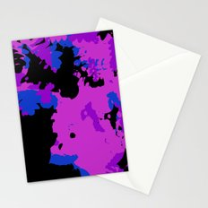 Chaos Splash Stationery Cards