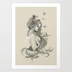 Maman Brigitte Art Print