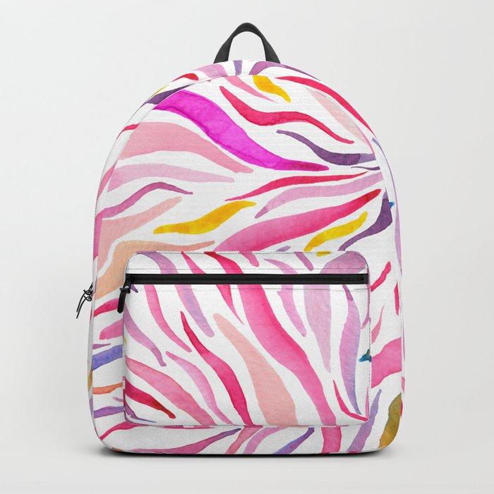 Pink Fairy Flower Backpack