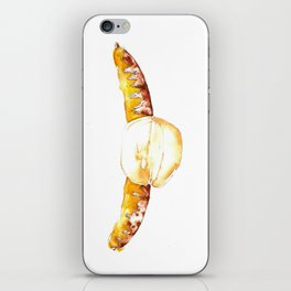 Thuringian Sausage/ The real Deal iPhone Skin