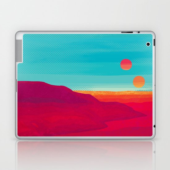 Far Away Laptop & iPad Skin