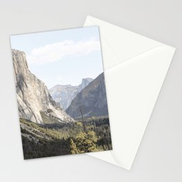El Capitan Yosemite National Park Photo | California USA View Art Print | Nature Travel Photography Stationery Cards