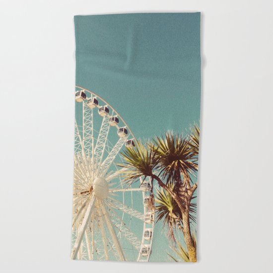 The Height of Summer Beach Towel