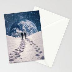 Pale Blue Dot Stationery Cards