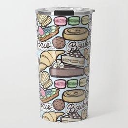 Boulangerie Travel Mug