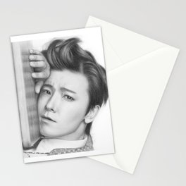 Donghae - Super Junior Stationery Cards