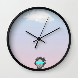 Thank you for the music Wall Clock