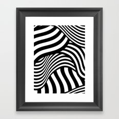 Razzle Dazzle II Framed Art Print