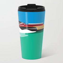 Liquid Sky Travel Mug
