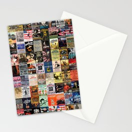 Springsteen Concert Posters Stationery Cards