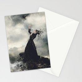 Ariadne's thread Stationery Cards