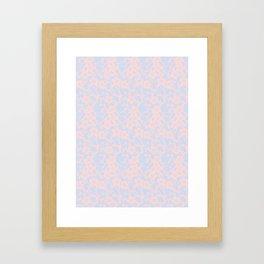 Japanese Pattern 11 Framed Art Print